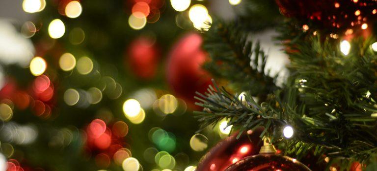 Julavslutning, tema rött 17 -21 den 3/12