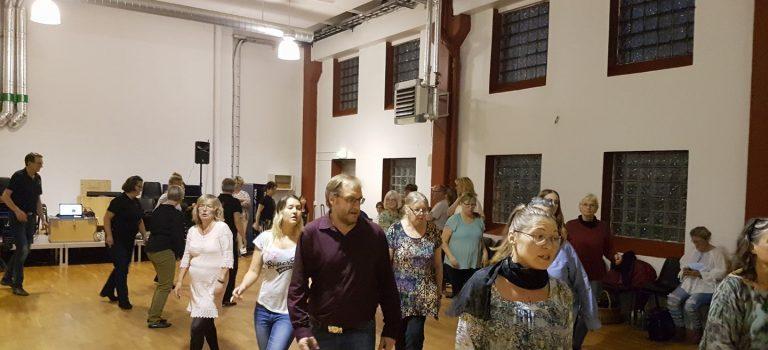 Söndagsworkshop 23/2 19:55 – 20:45 Ingen ny dans